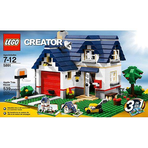 LEGO Creator- House