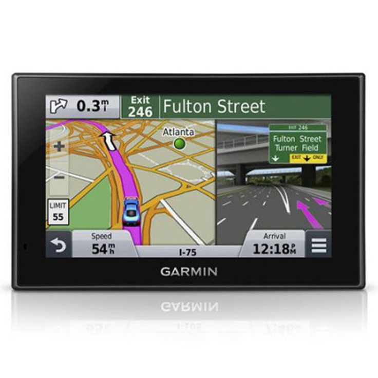 Garmin Nuvi 2539LMT GPS Navigator with Lifetime Map Traffic Updates