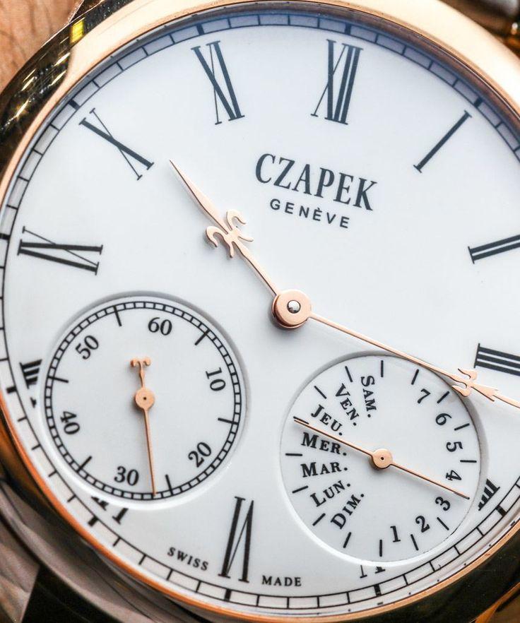 Czapek and Cie. Quai Des Bergues Watch Hands-On