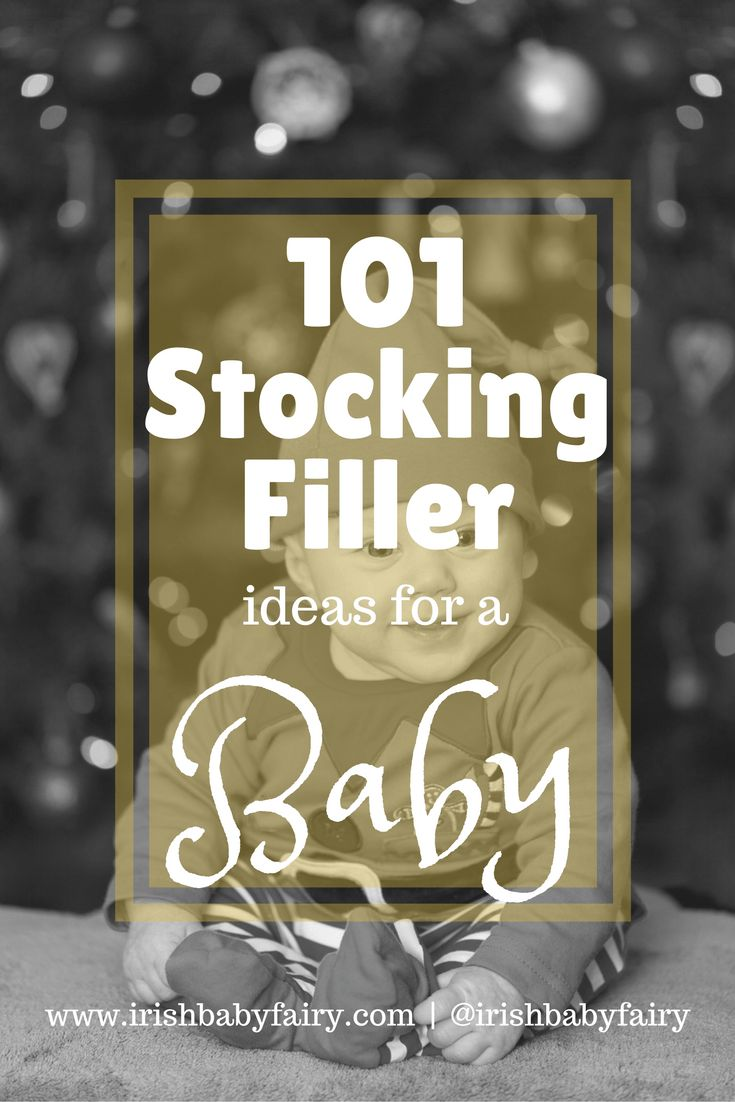 101 baby stocking filler ideas for Christmas, All you need for inspiration for stocking stuffers for your little ones.