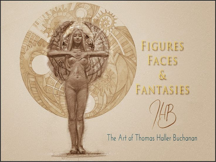 The Pictorial Arts: Figures, Faces & Fantasies
