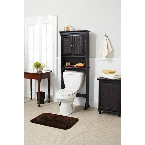 over toilet space saver homes and gardens classic caning over the toilet space saver. Black Bedroom Furniture Sets. Home Design Ideas