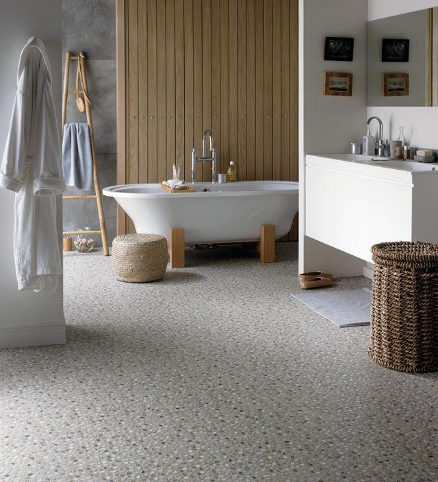 Waterproof bathroom flooring house tings pinterest - Waterproof flooring for bathrooms ...