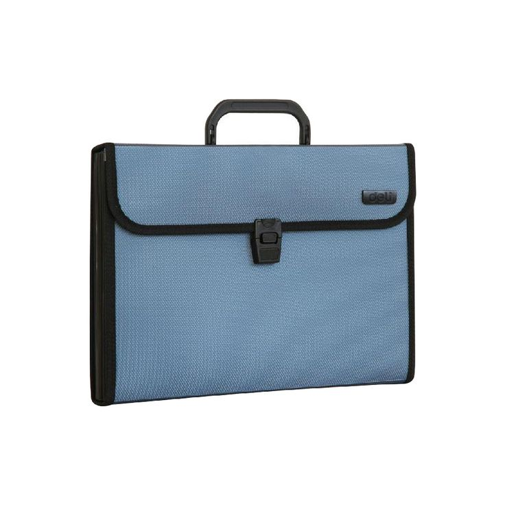 Portable Waterproof A4 Expanding File Folder Briefcase