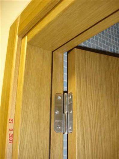 Herrajes de calidad en puertas a medida