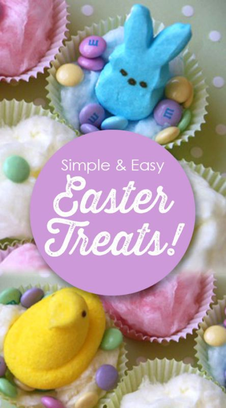 121 best easter ideas images on pinterest easter ideas easter easy no bake easter treats negle Images