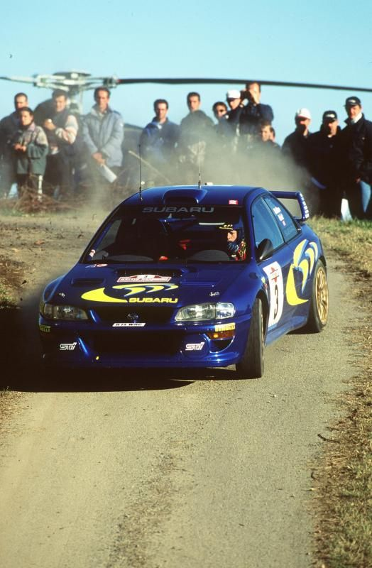 SAN REMO 1998 - Colin MC RAE