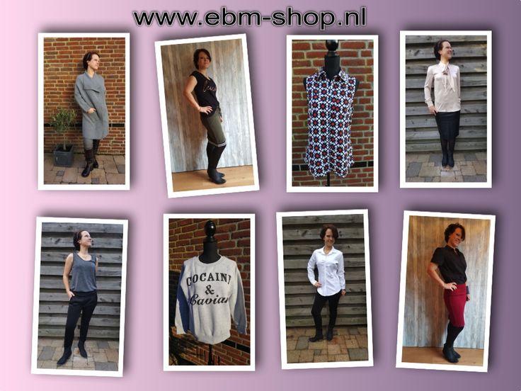 Hippe en betaalbare kleding op www.ebm-shop.nl