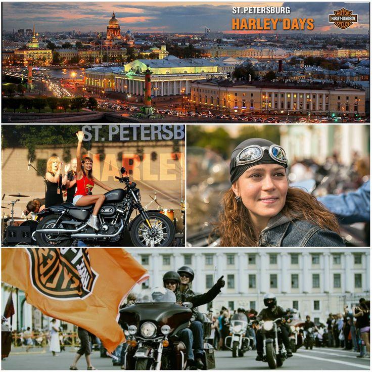 С 6 по 9 августа компания «СУПРОТЕК» примет участие в грандиозном мотособытии года – Российском Мотофестивале «ST.PETERSBURG HARLEY DAYS»! Все лучшее, что связано с подлинным духом культовых мотоциклов Harley Davidson: отличная живая музыка, драйв, интересные люди, чудеса экстремального вождения, незабываемые шоу и конкурсы на любой вкус c утра и до вечера. #suprotec #супротек #HARLEYDAYS  #HarleyDavidson #SpbHARLEYDAYS #мотофестиваль