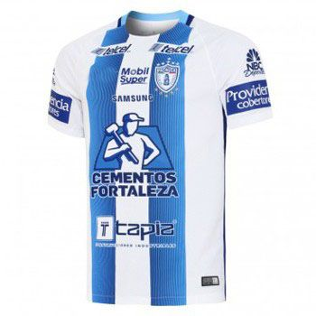 pachuca cf home 16 17 season white soccer jersey
