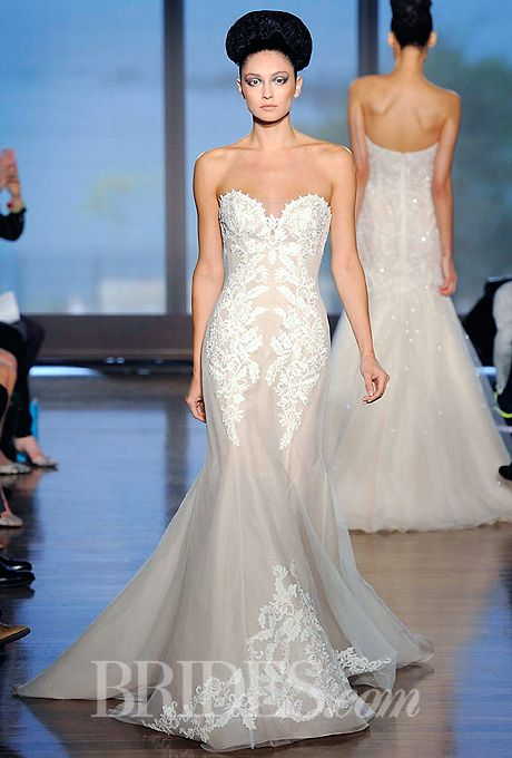 fashion millie ines santo wedding dress