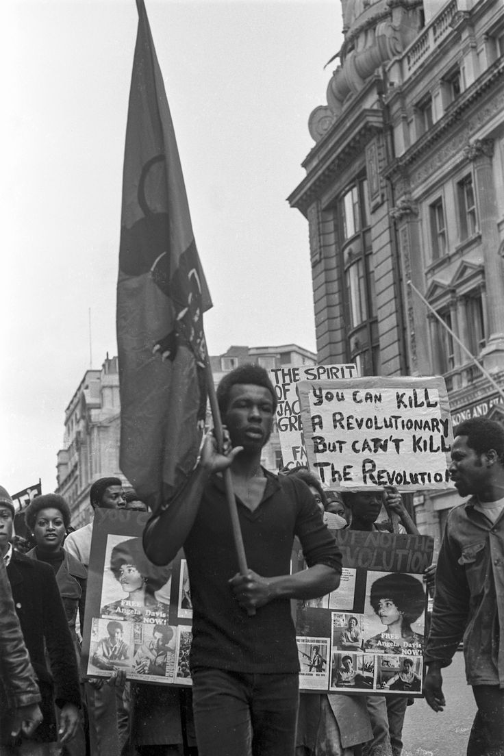 The Amazing Lost Legacy of the British Black Panthers | VICE United Kingdom