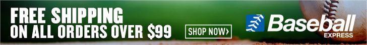 Baseball Express - Free Shipping on all orders over $99