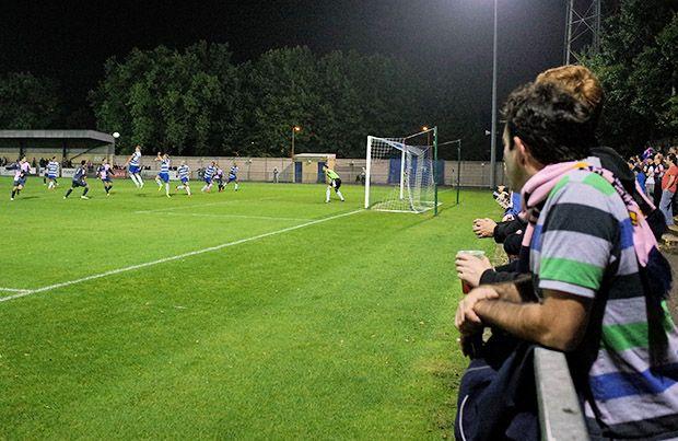 Ground: Hartsdown Park - Team: Margate FC