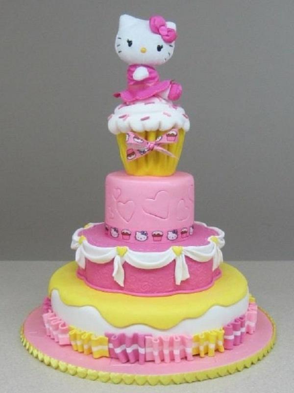 Cutie Cake Idea
