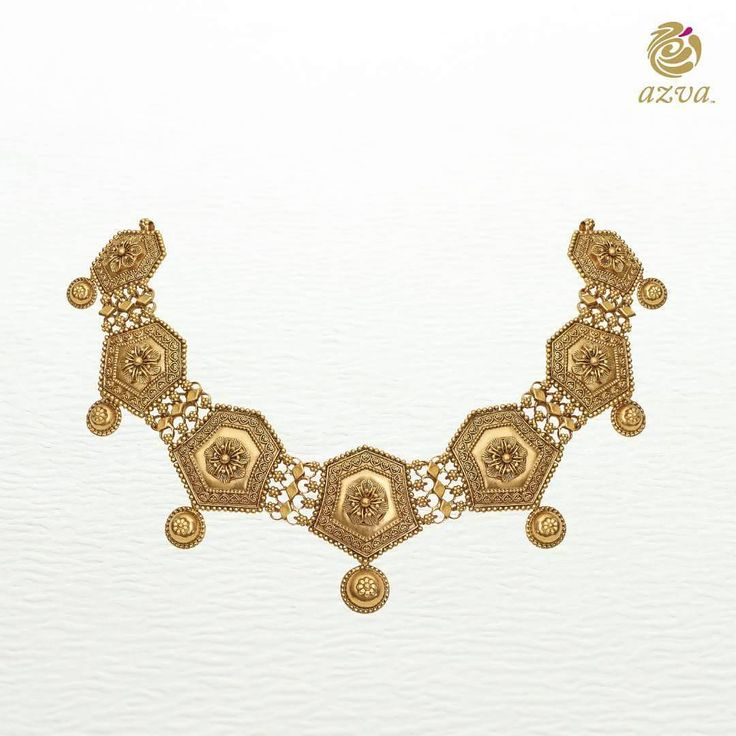 A quintessential bridal jewellery designed for life beyond the locker. The Azva necklace embraces you in elaborately adorned geometric motfs inspired by the seven vows.  Link in bio for the bridal jewellery collection.  #goldjewellery #indianbride #goldnecklace #contemporarystyle #bridalstyle  #mondaymood #azvavows #weddinglook #bridallook #weddingjewellery #bridaljewellery #handcrafted #jewellery#goldmangalsutra #greatindianweddings #bridalfashion #luxurybrand #lifestyle #luxurystyle…