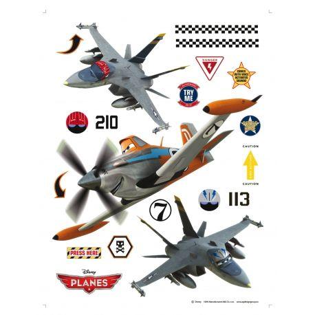 Samoloty - Naklejki Na Ściany, Fototapety, Dekoracje ścienne,