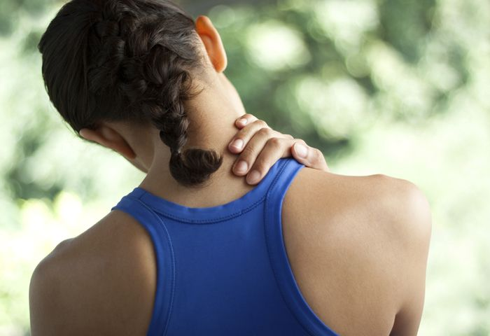 Как быстро избавиться от защемления нерва в шее » Женский Мир