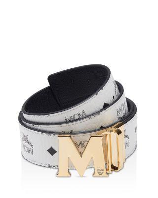 MCM Claus Reversible Belt. #mcm #belt