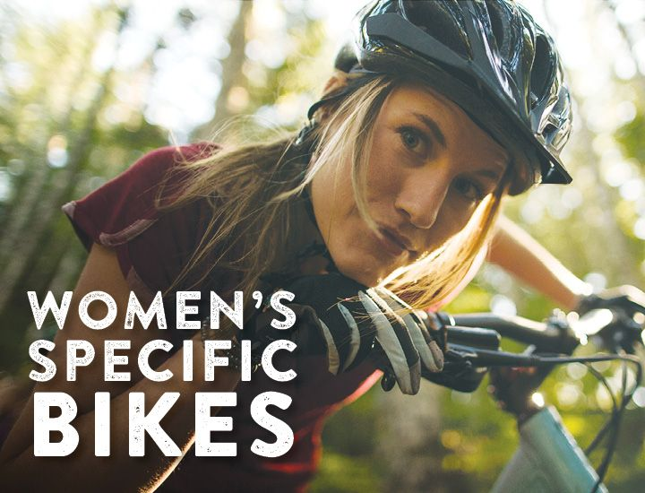 """What does """"women's specific"""" actually mean when it comes to bikes?"""