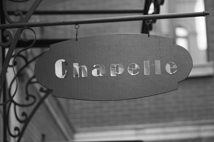 Chapelle bar