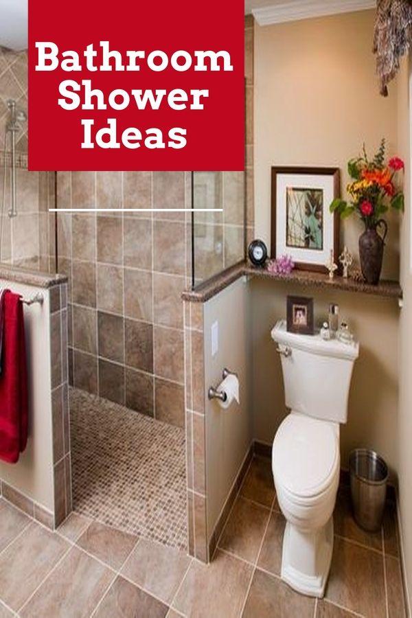 25 sensational master bathroom shower design in 2020