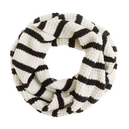#jcrew stripe snood.