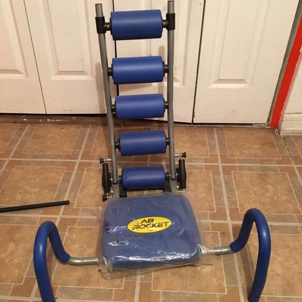 For Sale: Ab Rocker for $45