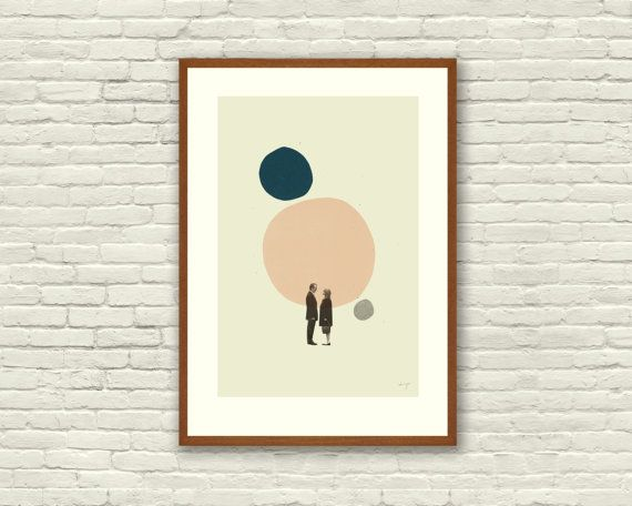 LOVE in THE ABSTRACT  Lost in Translation by CONCEPCIONSTUDIOS