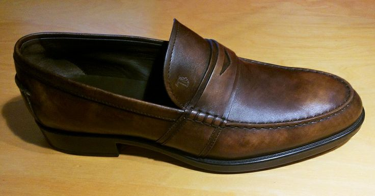 Timeless Tod's loafer