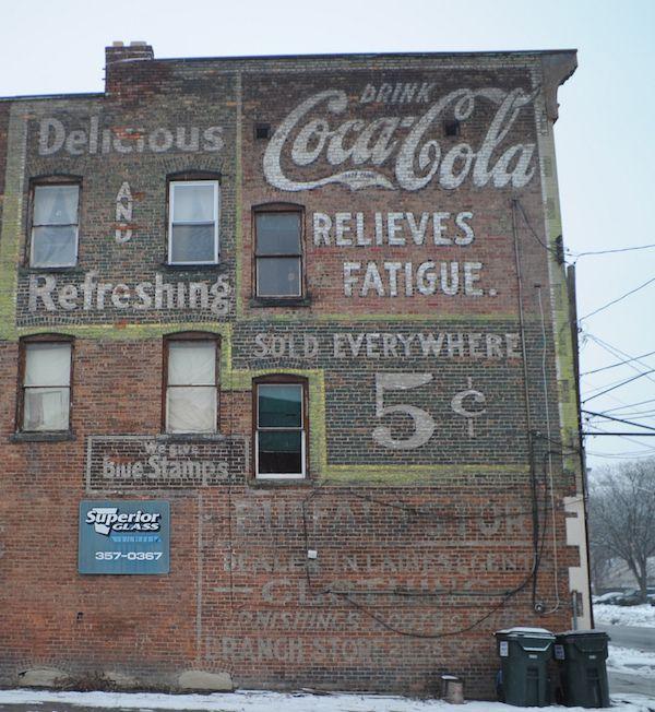 IlPost - Schenectady, New York, USA - Gennaio 2010. (Chuck Miller)