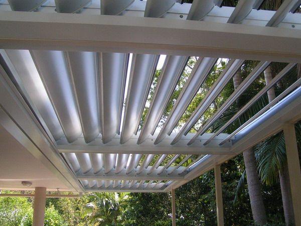 Vergola Open Roof Patio Model Image