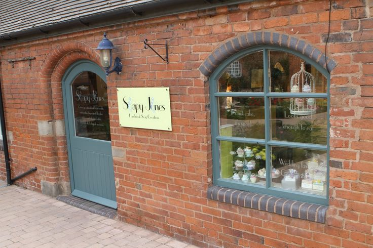 Visit the Soapy Jones shop at The Heart of the Country Shopping Village, Swinfen, Lichfield, Staffordshire WS14 9QR
