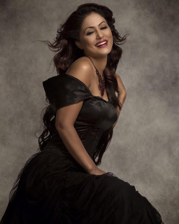 Hina Khan Hot Look Photo Hina Khan Free Hd Wallpapers Images Pics