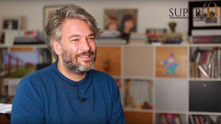 Mihai Popescu: Cum e la 40 de ani? #MihaiPopescu #Designer #SuperGuest #Super40 #Lifestyle