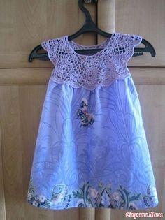 Всем привет! По просьбам страномамочек, открываю он-лайн на детские платья. Вот мои примеры Вот схема, которую я использую Кокетка поближе Так платья смотрятся на девочке [] # # #Crochet #Yoke, # #Crochet #Diagram, # #Baby #Girls, # #Garne, # #Heavy, # #Saw, # #Girls #Dresses, # #Julia, # #Read #More