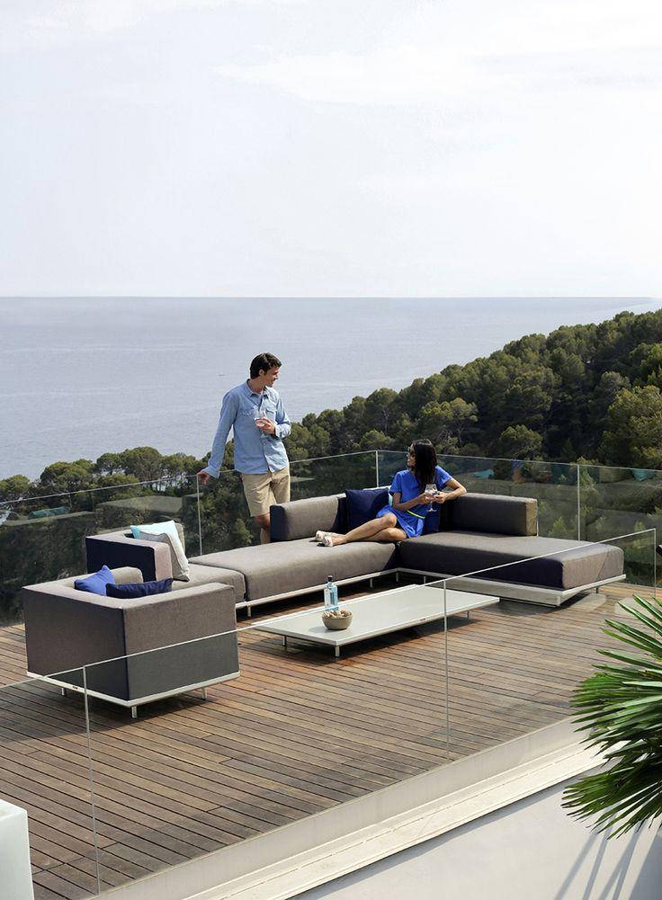 Lazy lounge zetels (Royal Botania)