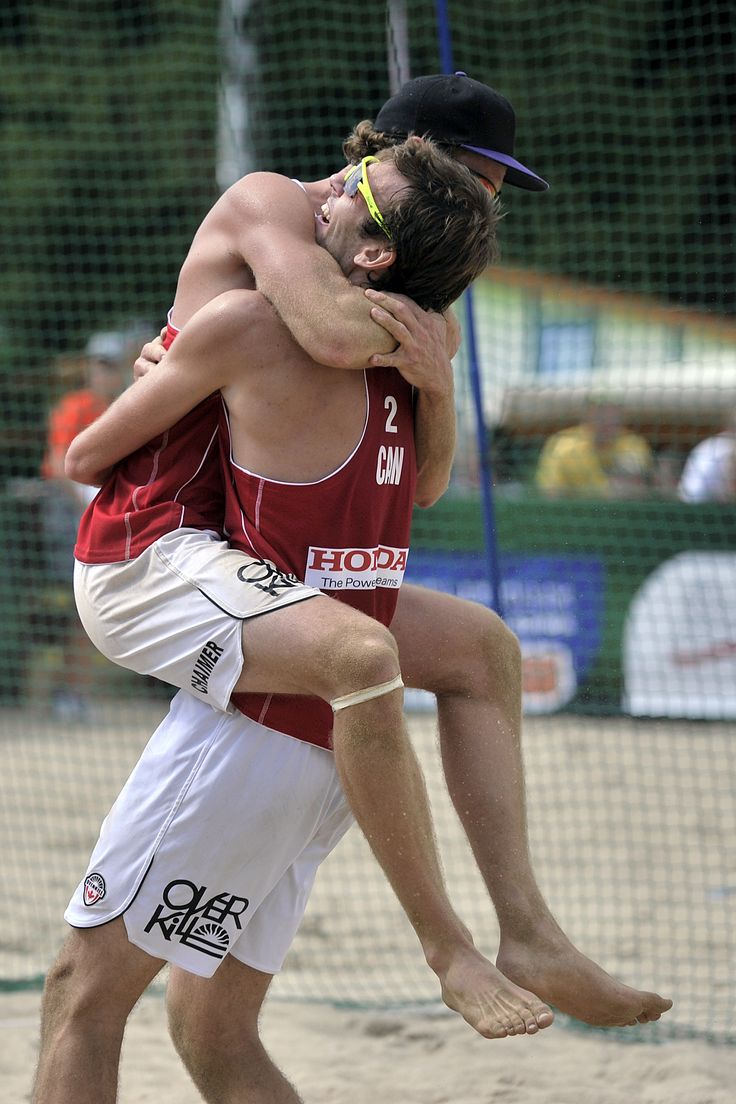 Canuckerkill athlete Ben Saxton and his partner Chaim Schalk cracking into the top eight at World Championships in Poland!