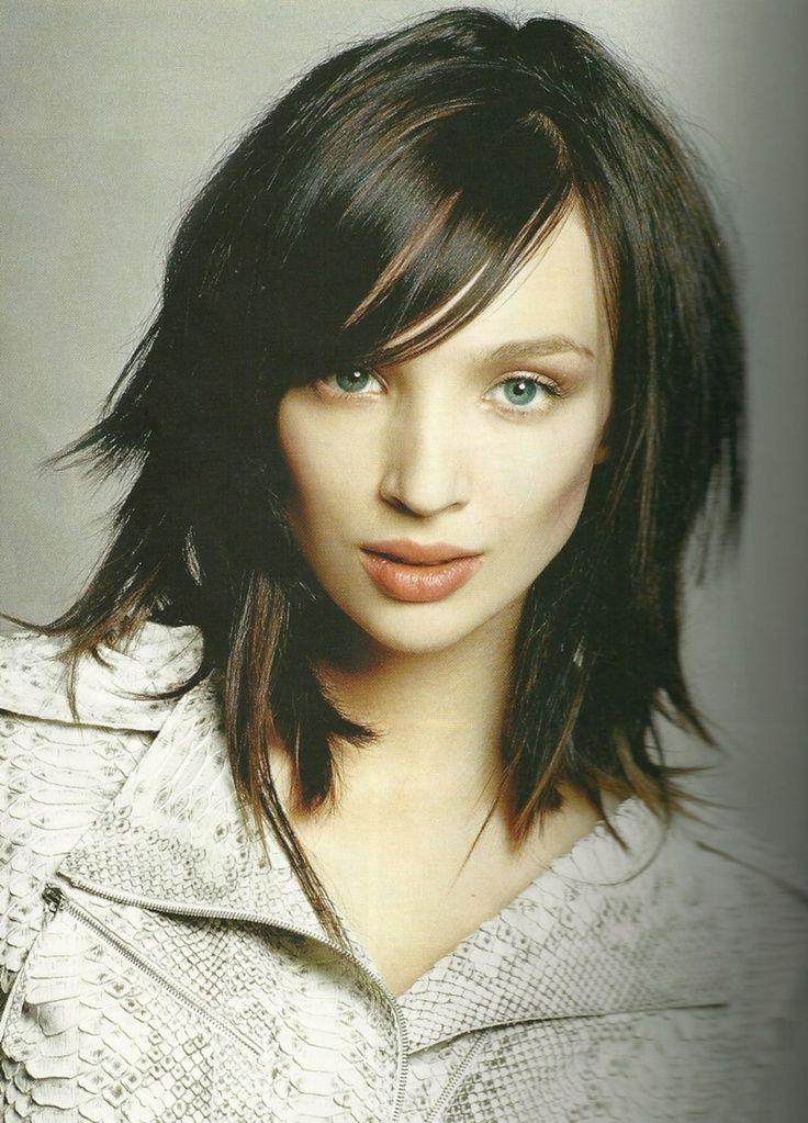 Most Popular Choppy Medium Length Hairstyles Ideas   Elle ...