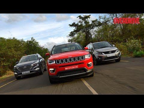 Jeep Compass vs Tata Hexa vs Hyundai Tucson vs Mahindra XUV 500 - Comparative Review https://i.ytimg.com/vi/o2ASeWTJNU0/hqdefault.jpg