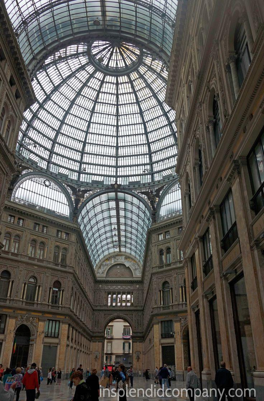 Galleria Umberto in Napoli