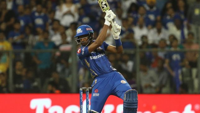 Ipl 2019 Hardik Pandya S All Round Display Inspires Mumbai Indians To 37 Run Win Over Csk Mumbai Indians England Players Mumbai