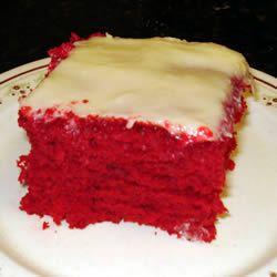 Ravishing Red Velvet Cake | Dessert: Cakes & Cupcakes | Pinterest ...
