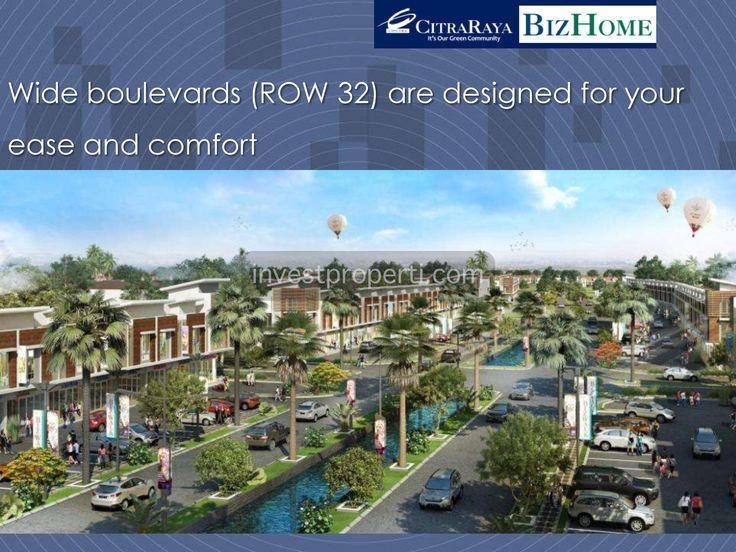 Boulevard BizLink Citra Raya Tangerang #bizlinkcitraraya