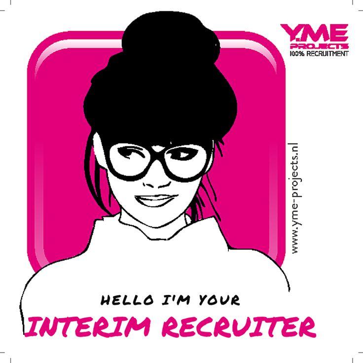 Capaciteitsprobleem? Interim Recruiter inhuren  Met een interim recruiter kiest u voor flexibiliteit. Recruitment is een dynamisch vak en reageert sterk op veranderingen in de economie. Het is hollen of stilstaan op de arbeidsmarkt. Dat herkennen wij. Daarom kunnen wij u snel aan een ervaren interim recruiter helpen. Een recruiter die thuis is in uw branche en alle aspecten van het recruitment vak in de vingers heeft.
