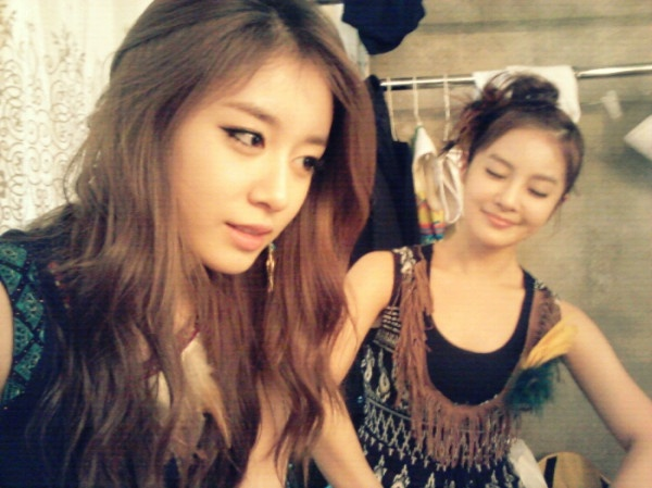 Jiyeon y Boram ♥