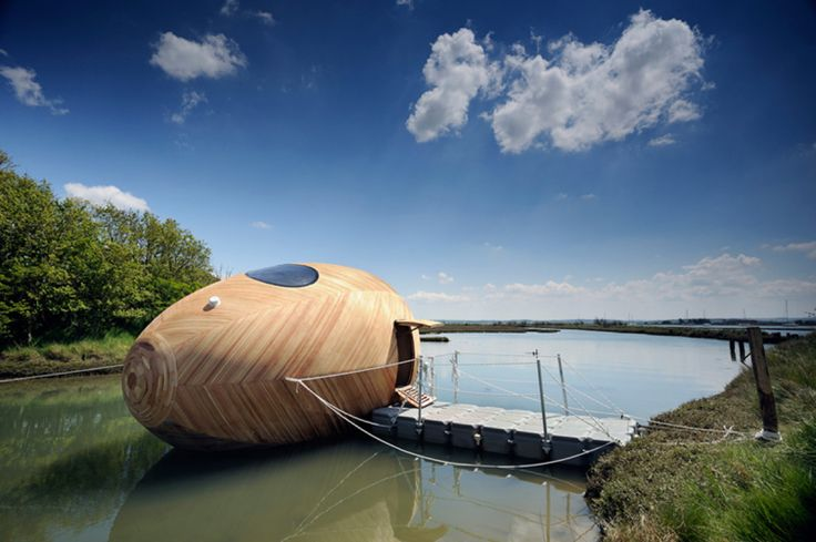 6 increíbles ejemplos de arquitectura flotante en el mundo - https://arquitecturaideal.com/arquitectura-flotante/