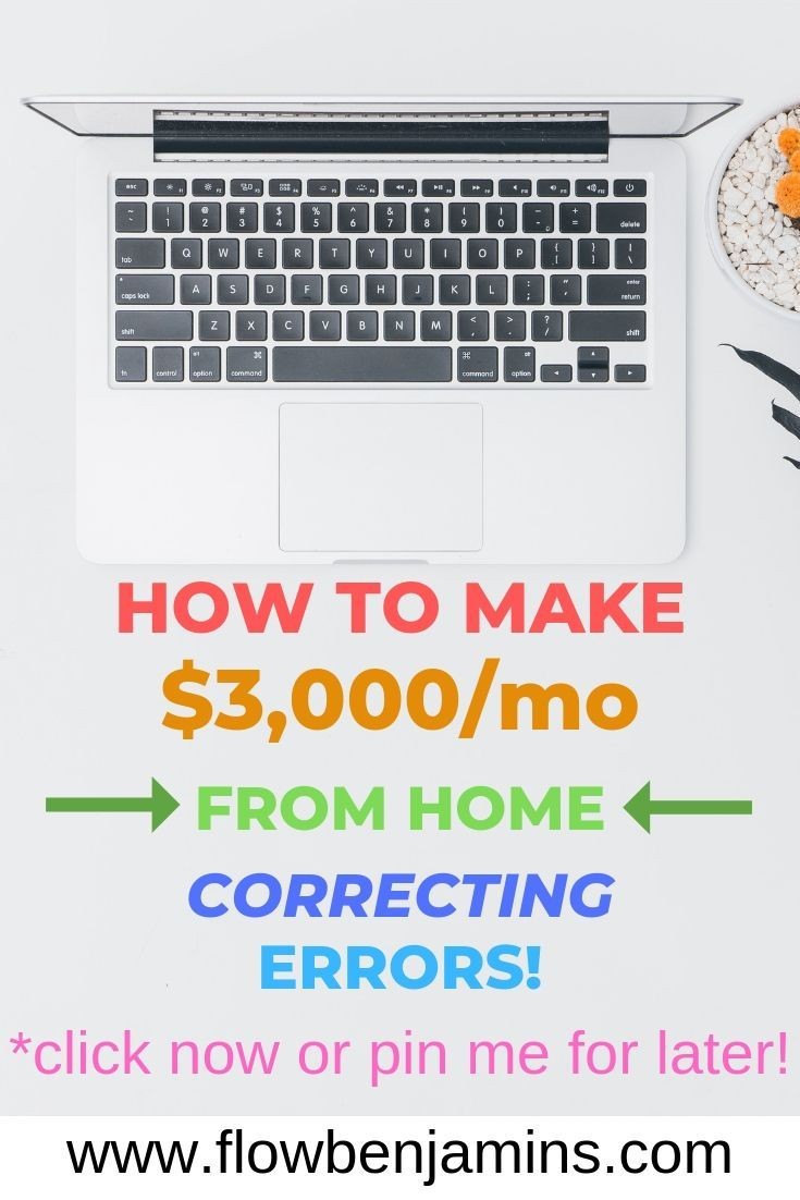 How to Make $47,000 a Year As a Proofreader! – Side Hustle