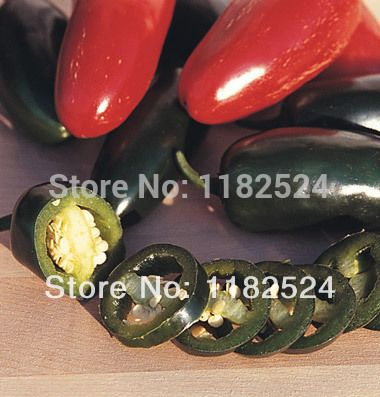 >> Click to Buy << Widely adapted jalapeno - Conchos (F1) Pepper Seeds Capsicum annuum vegetables seeds (100 SEEDS) #Affiliate