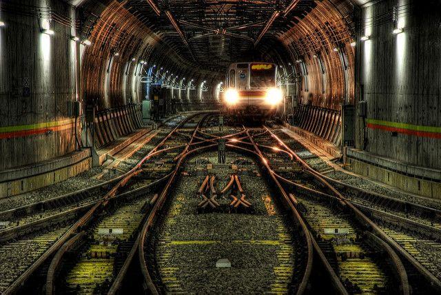 Approaching | A Fukutoshin Line 7000 series train approachin… | Flickr